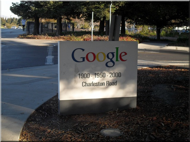 google charleston road