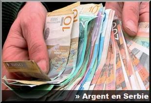 argent serbie