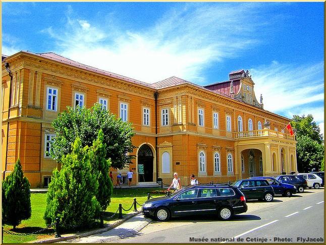 cetinje Vladin dom musee national