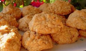 croquants avoine gingembre