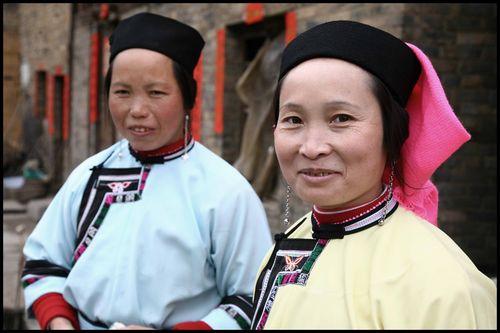 deux femmes chinoises