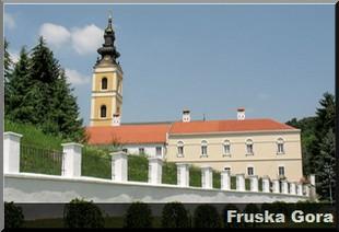 fruska gora monastères serbie