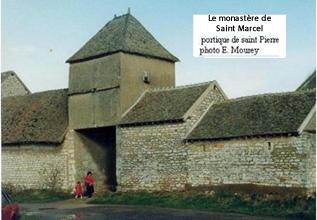 monastere saint marcel