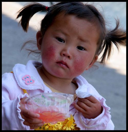 petite fille chinoise