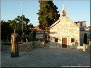 Primosten, un village de pêcheurs devenu branché près de Sibenik (Dalmatie) 1