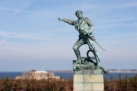 Surcouf, un célèbre corsaire de Saint-Malo
