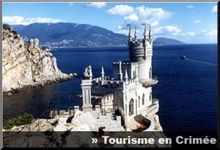 TOURISME CRIMEE