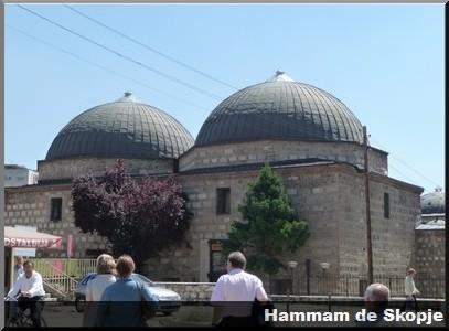 Skopje hammam