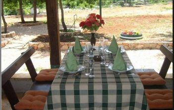 agrotourisme krka galic table