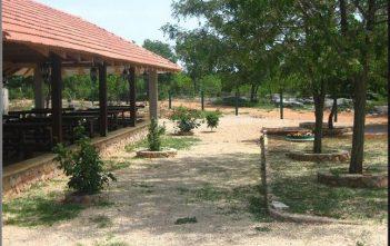 agrotourisme krka jardin