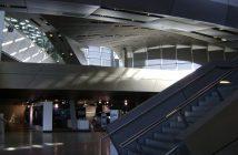 bmw welt escalator