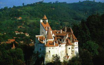 chateau bran roumanie