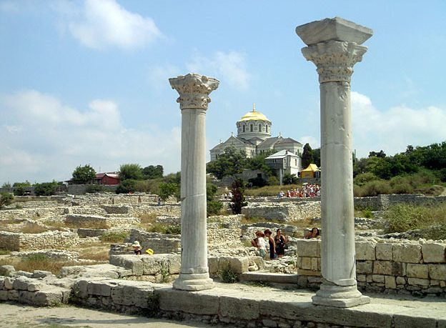 chersonese grecque sebastopol