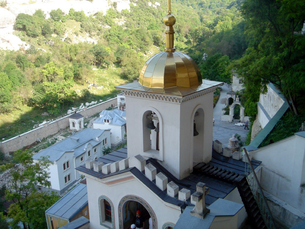 crimee chufut-kalen monastere dormition