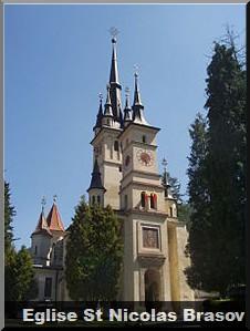 eglise saint nicolas brasov Biserica Sfantul Nicolae