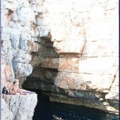 grotte odyssee ulysse mljet
