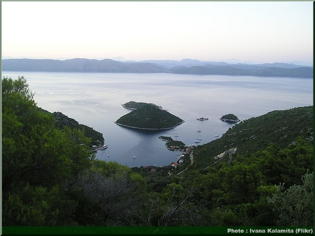 parc national de mljet croatie
