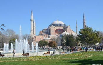 istanbul mosquee sainte sophie