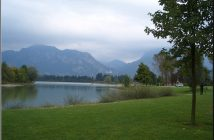 lac forggensee baviere
