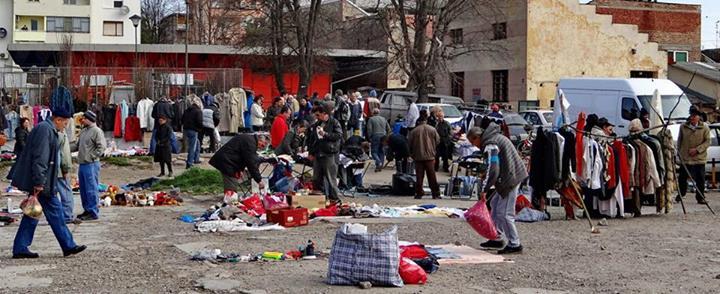 marche a kosovska mitrovica