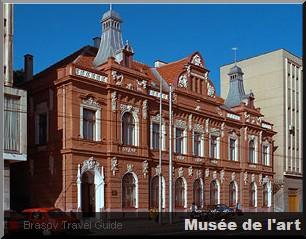 musée de l'art brasov
