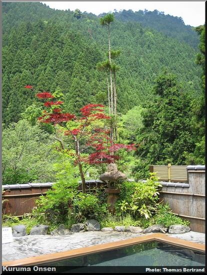 onsen kurama jardin japonais