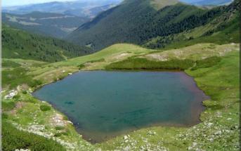 parc monts rodna rodnei lac lala