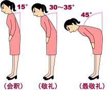 politesse japonaise