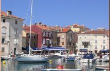 port cres ile croatie