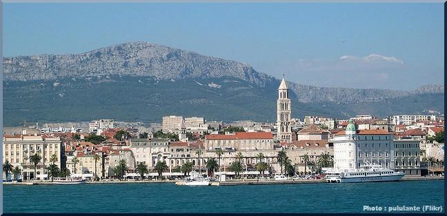 tourisme split dalmatie