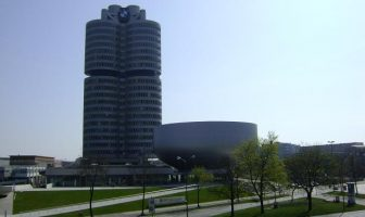 bmw WELT TOUR munich