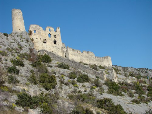 Ključica forteresse