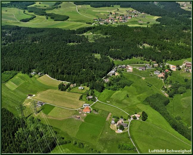Luftbild Schweighof