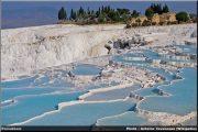 Pamukkale, Hiérapolis, les thermes et les sources chaudes (région de Denizli) 2