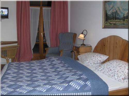 chambre gasthof zur rose oberammergau