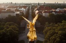 friedensengel Exposition Munich
