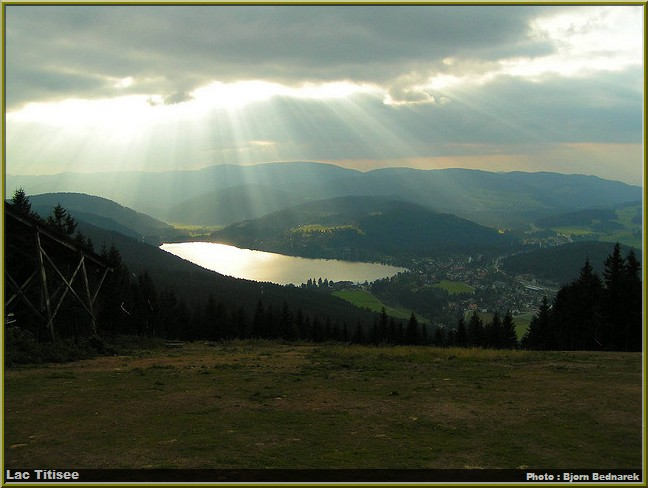lac titisee allemagne