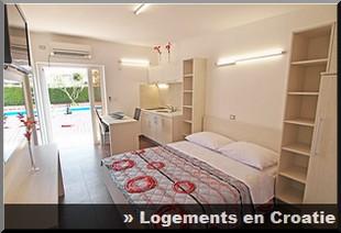 logement croatie