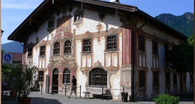 oberammergau Pilatus Haus