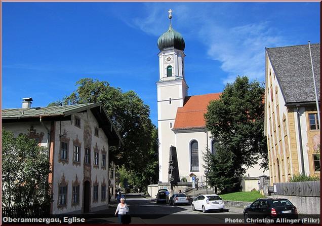 oberammergau eglise