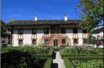 oberammergau jardin et maison