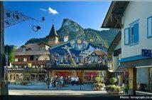 oberammergau scene passion christ