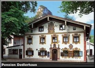 pension dedlerhaus oberammergau