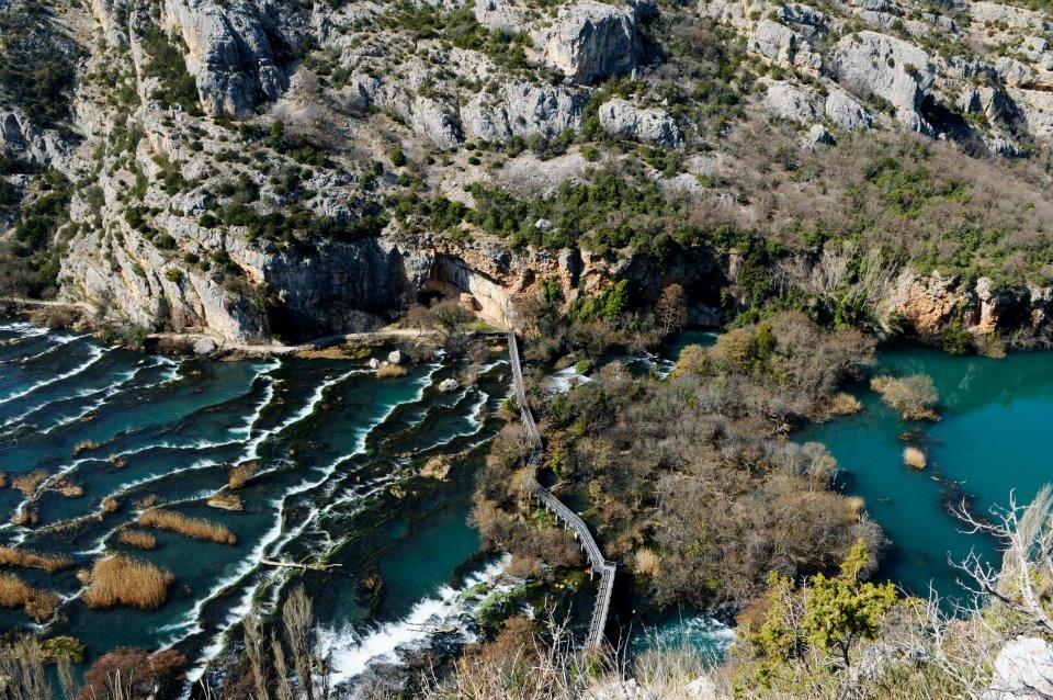 Forteresses de la rivière Krka : Découvrez la Croatie médiévale sur les bords de la Krka