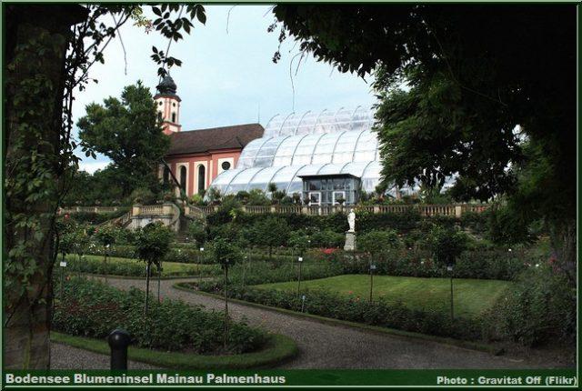 Blumeninsel Mainau Palmenhaus