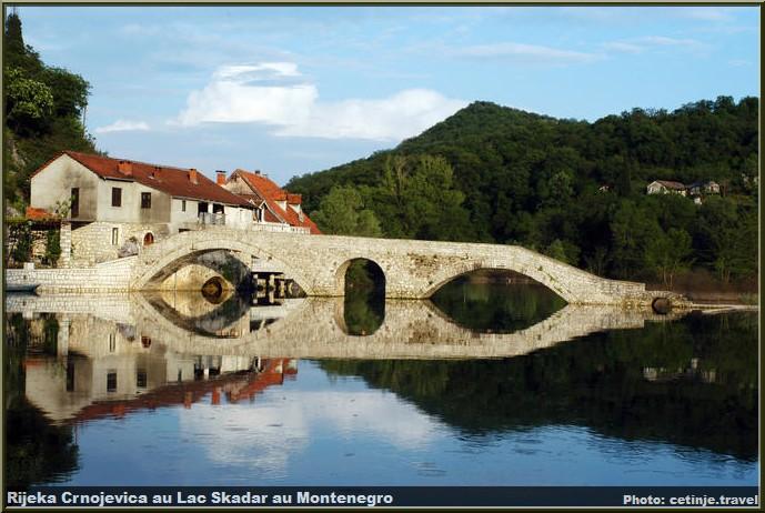 Rijeka Crnojevica skadar montenegro