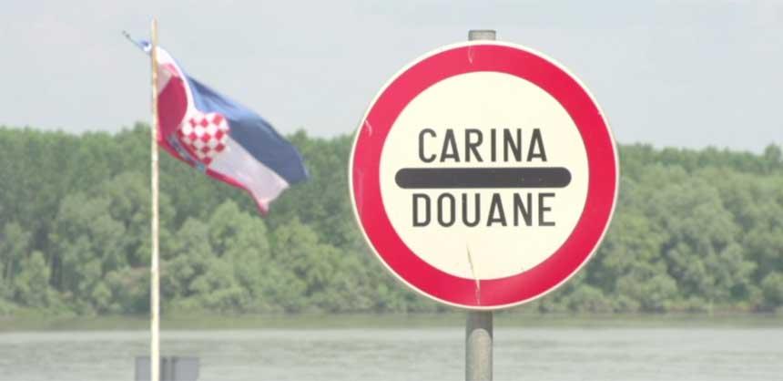 carina douanes croatie