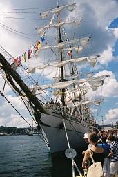 gdynia voilier bateau
