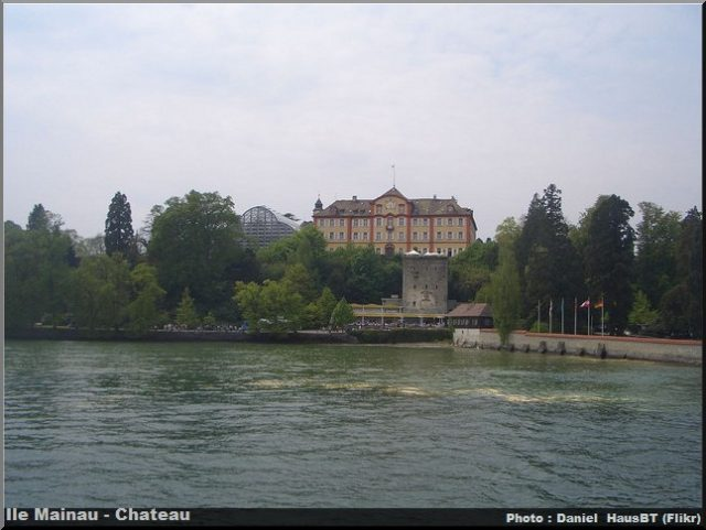ile mainau chateau