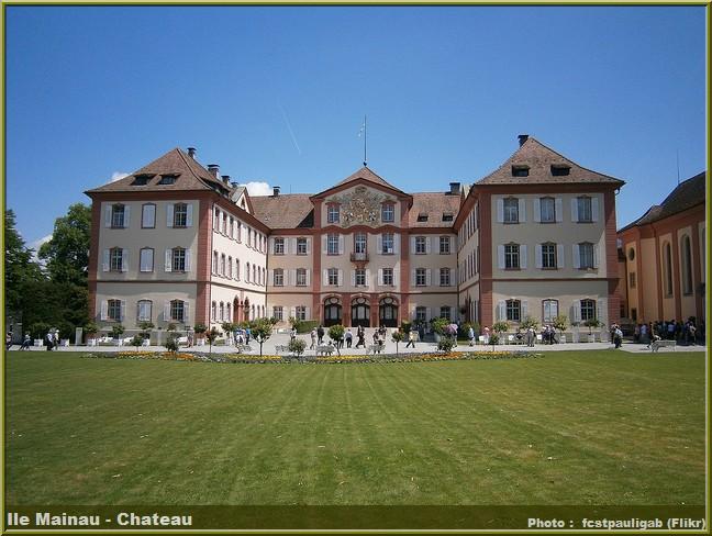 ile mainau chateau bodensee